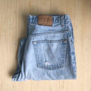 Vintage Gitano High-Waist Straight Leg Jeans 32X30